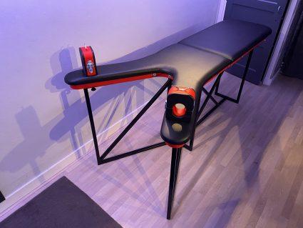 All access bondage table